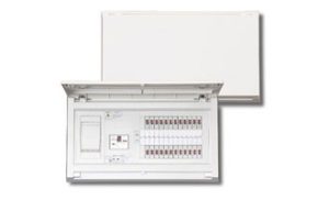 テンパール工業株式会社住宅用分電盤