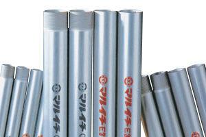 丸一鋼管株式会社電線管と部材